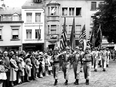 Remembrance Day 1958