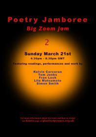 Poetry Jam 2 flyer